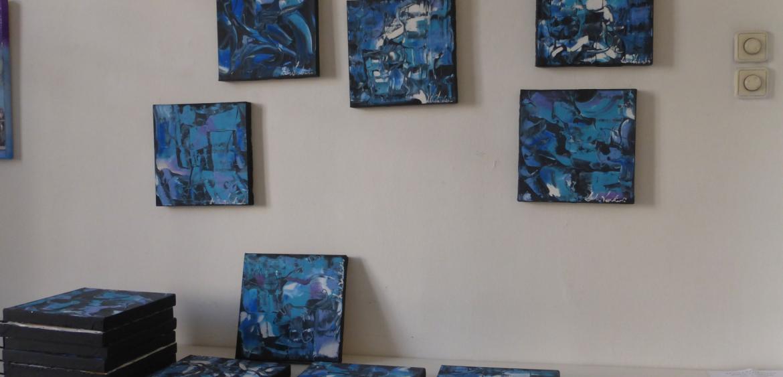 Γαλάζιες νότες